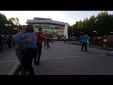 17.06.2018 Open air на Театральной площади. Танго