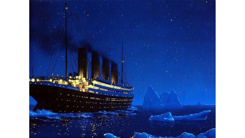 Юденич Марина – Титаник плывет Аудиокнига