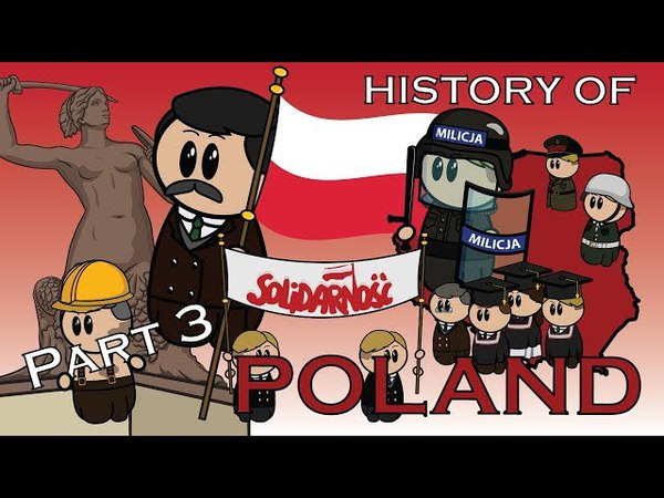 The Animated History of Poland   Part 3
