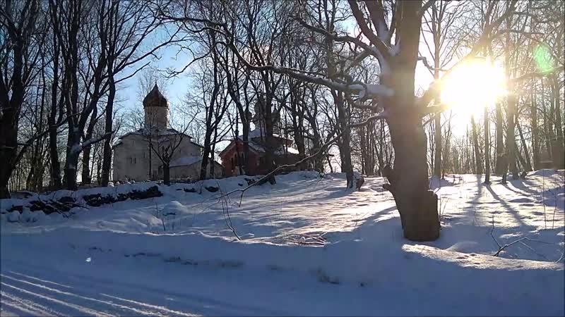 Мелетово Псковская область Карамышевская волость 21.01.2019