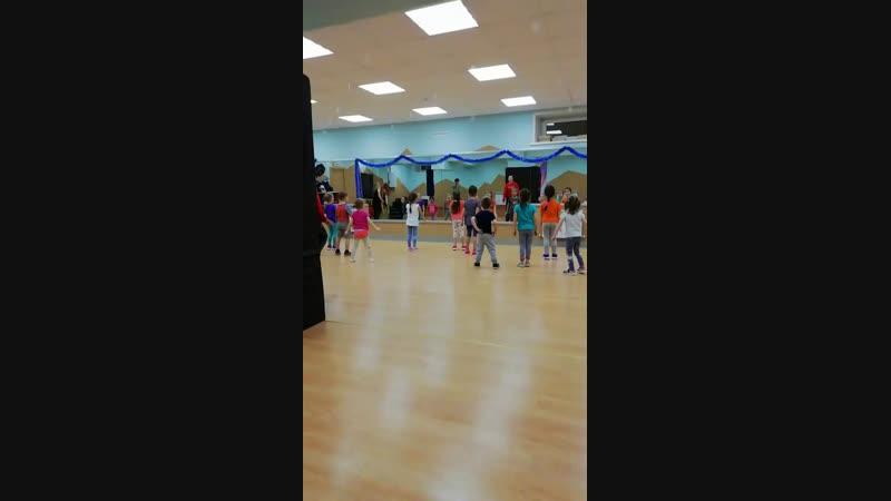 Современные Танцы малыши