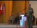 Пройшла церемонія зміни командування тренувальної місії Збройних Сил Канади в Україні