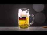 Brazil vs Germany - Cocktail vs Beer