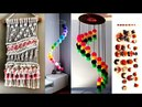 5 DIY wall hanging craft ideas for Home decoration DIY Wall Hanging