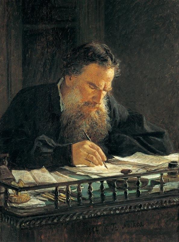 Художник  Ге Николай Николаевич.