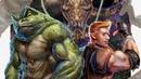 Battletoads Double Dragon Полуфинал BZK vs JAMLIGHT