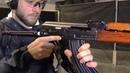 AK with a bolt catch Zastava M70 A