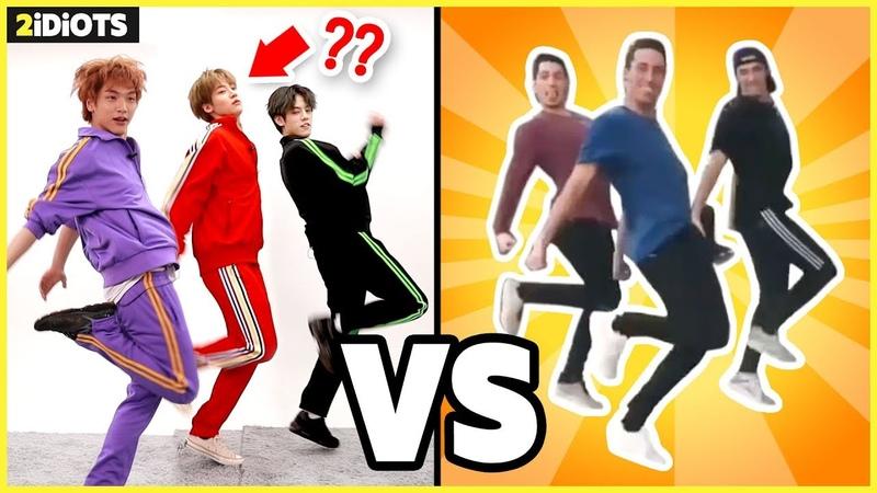 *인싸춤 도전ㅋㅋㅋ🔥* FORTNITE DANCE CHALLENGE with 승협(SeungHyub)ㅣ두얼간이(2 idiots)ㅣ엔플라잉(N.flying) 재현 차훈 인싸댄스