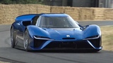 1360HP NIO EP9 - Worlds Fastest Electric Road Car Driven FLAT OUT @ Goodwood! - INCREDIBLE SPEED!