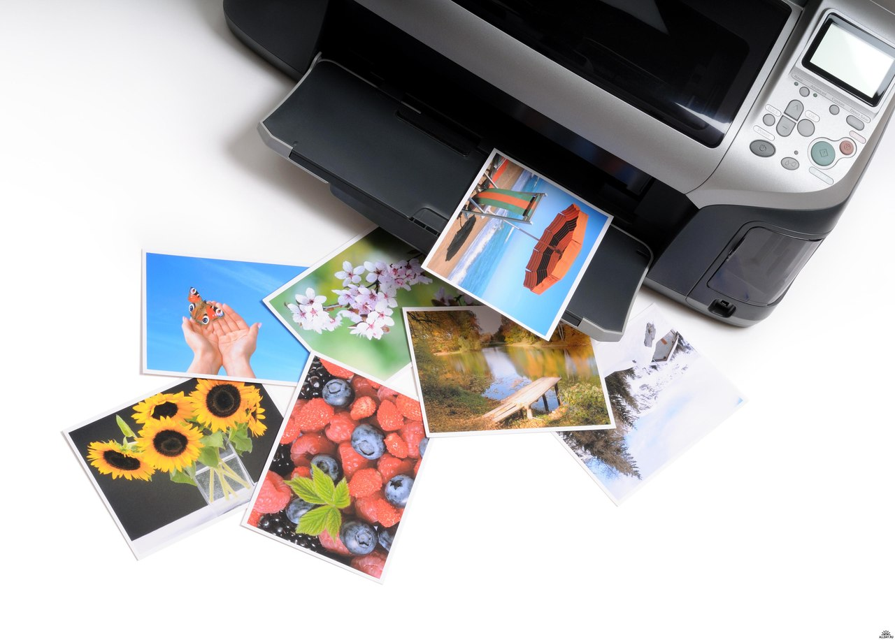 печать фотографий печатники необходимости, такой