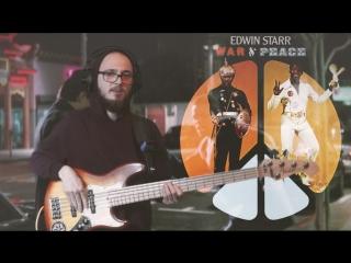 Edvin Starr - War (bass cover)