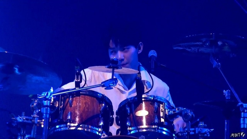 180520 Seoul Jazz Festival DAY6(데이식스) - I Like You (좋아합니다)(Dowoon Focus)