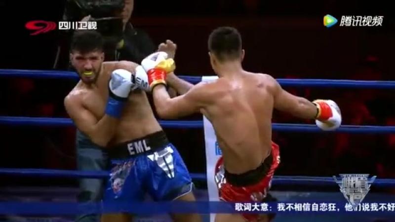 EM Legend 27 - Yodwicha vs Yassin Baitar