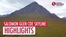 SALOMON GLEN COE SKYLINE 2018 - HIGHLIGHTS / SWS18 - Skyrunning