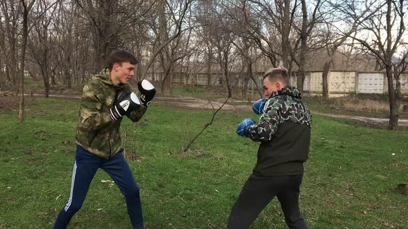 BOGEMA файтинг бой по рофлу