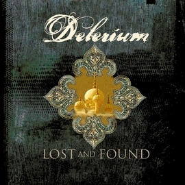 Delerium альбом Lost and Found Remixes - EP