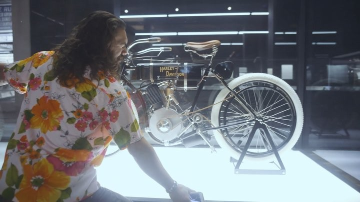 """Jason Momoa on Instagram """"NEW episode on YouTube link in bio. My journey to the Mecca @harleydavidson First time in amazing Milwaukee Basicall..."""