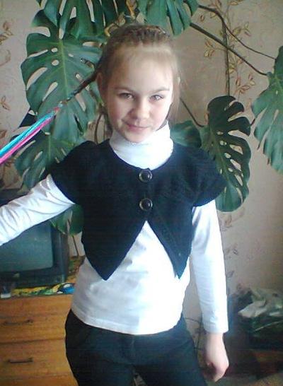 Анастасия Подакина, 1 июля 1991, Лиски, id192069707