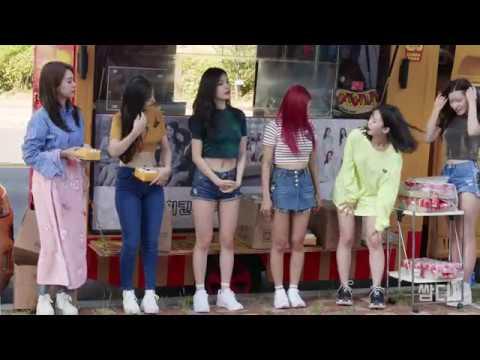 [4K] 20180821 베리굿 (Berry Good) FreeTravel 발매 기념 역조공 직캠 (치킨마루)