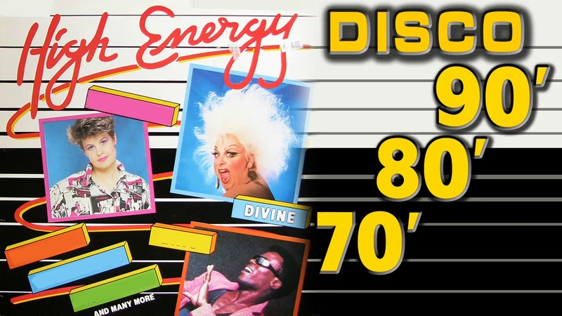 09 Best Disco Hits of the 70s 80s 90s Music Hits Classic Hi NRG Italo Disco Songs 70 80 90 playl