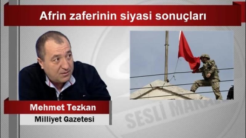 (6) Mehmet Tezkan Afrin zaferinin siyasi sonuçları - YouTube