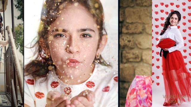 LITTLE PRINCESS WORLD-2018 LIKA LAHMAN:ISRAEL:-PRESIDENT ASHOT KHACHATRYAN