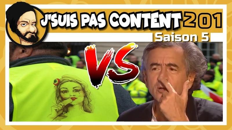 J'SUIS PAS CONTENT ! 201 : Moratoire, Gilets Jaunes Info de qualitay !