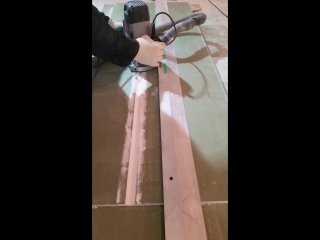 Фрезеровка гипсокартона для монтажа коробов