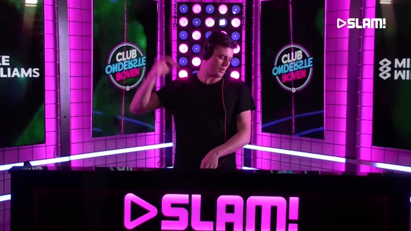 Mike Williams - Live DJ Set @ SLAM!FM