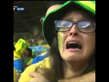 Brazil vs Germany goal don't cry