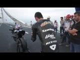 Рекорд скорости на мото Kawasaki H2R SPEED RECORD 400 KM,Самый быстрый мотоцикл