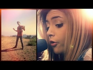 Heart Attack - Demi Lovato (Sam Tsui & Chrissy Costanza of ATC)