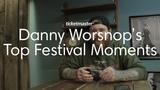 Danny Worsnop's Top Festival Moments Ticketmaster UK