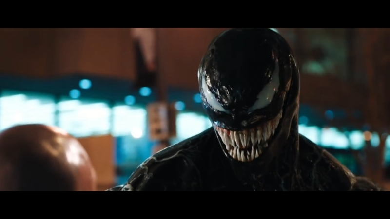 Venom (новый трейлер)