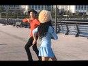 Девушки Танцуют С Парнем На Кавказе 2018 Лезгинка ALISHKA MELEK SEVCAN Красивая Чеченская Песня