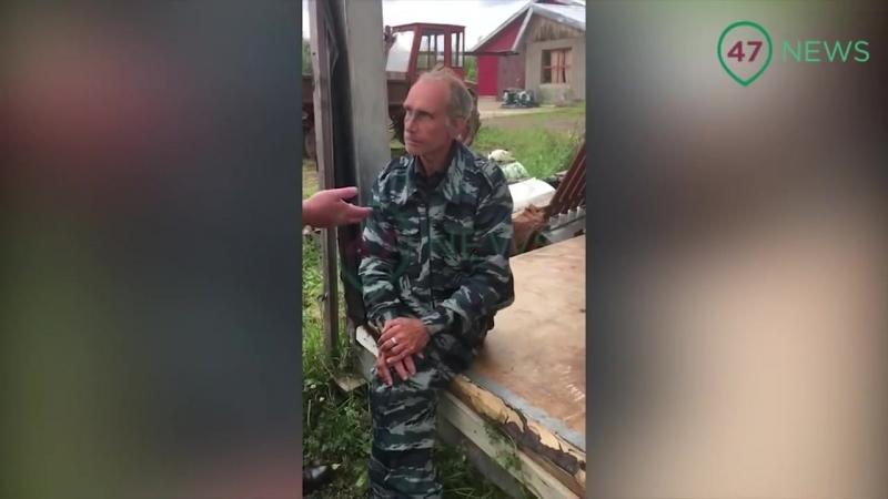 Подозреваемый в убийстве школьницы в Осташковском районе