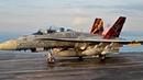 Hornet F/A-18D 2012 1:32 Awarded work with Academy Kit