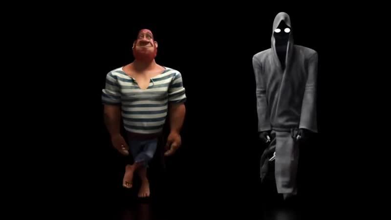 Big bad voodoo daddy diga diga doo ( 3D Animated Death Sails - by Simpals)