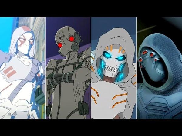 Эволюция Призрака в мультфильмах и кино
