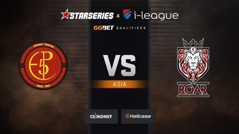 5POWER vs ROAR, map 3 mirage, Part 1, StarSeries i-League Season 6 Asia Qualifier