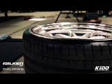 Falken Tire x Kido Racing x Intuned Demo Car Nissan 370z