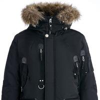 25974789816 Куртка мужская Scanndi Finland 19098a (черный)