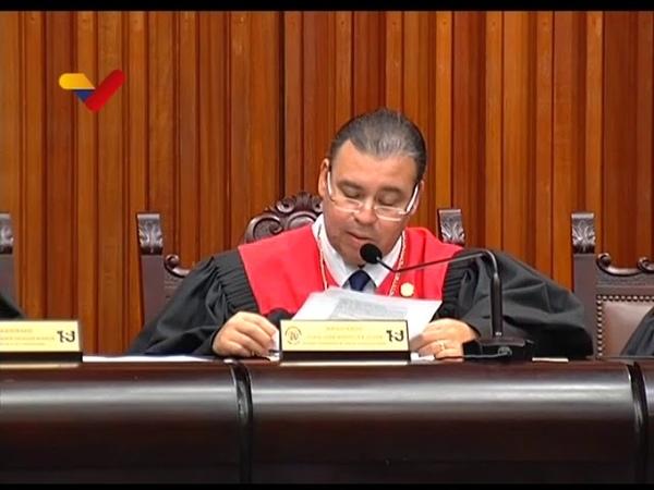 TSJ declara nulidad ante decreto de transición de la AN en desacato