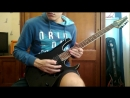 The Offspring Kids aren't alright guitar cover