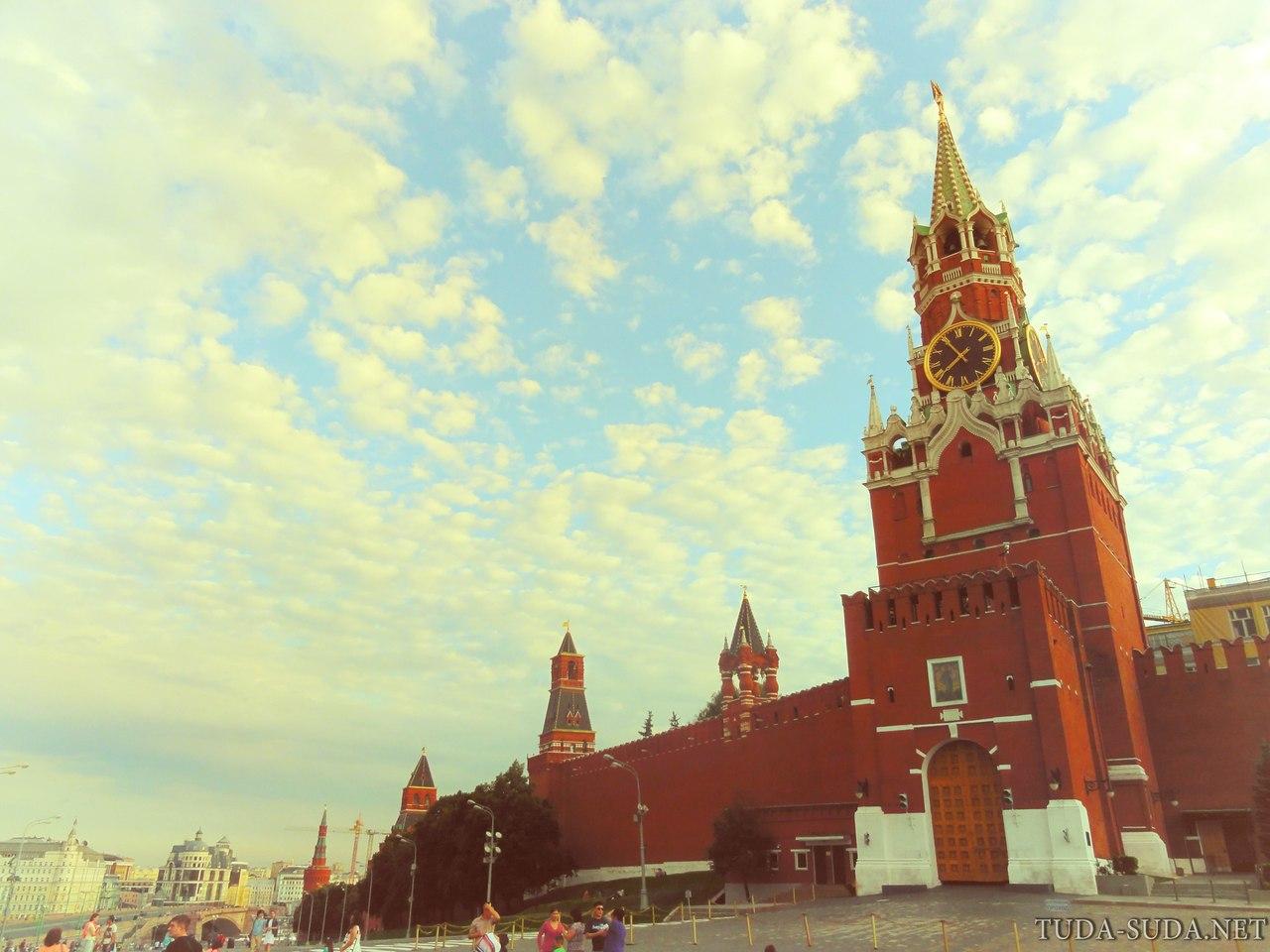 Кремль Москва фото
