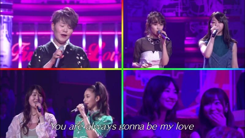 First Love Takahashi Ai Shimazu Aya Karen BENI AKB48 Mingegishi Minami