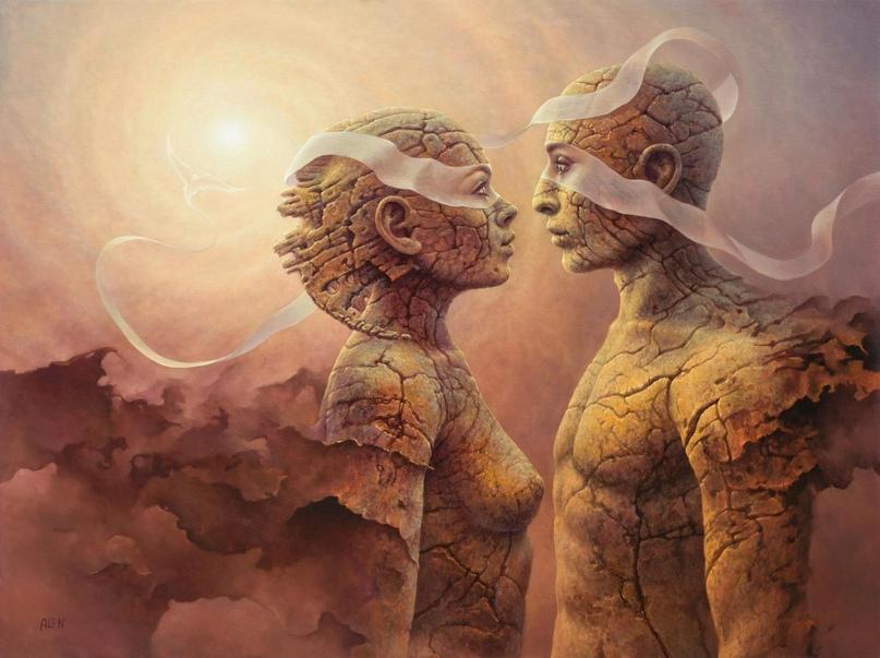 Ищите людей страстных, сильных, счастливых... Они как звезды, пока голову не под...