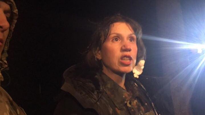 """""""Руки за спину! Вторую руку!"""", - тернопольские патрульные после 15-минутной погони задержали пьяного водителя - Цензор.НЕТ 4326"""