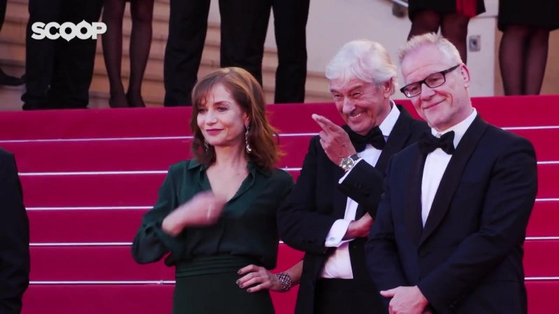 Fashion Icon Isabelle Huppert Knows How To Make An Impression