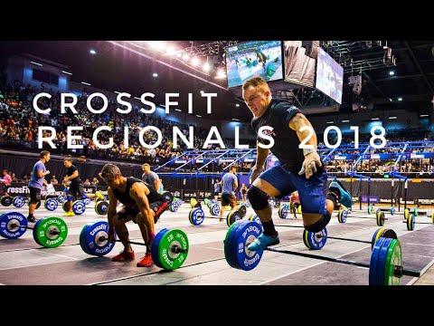◾️CrossFit 2018 Regionals Motivation◾️